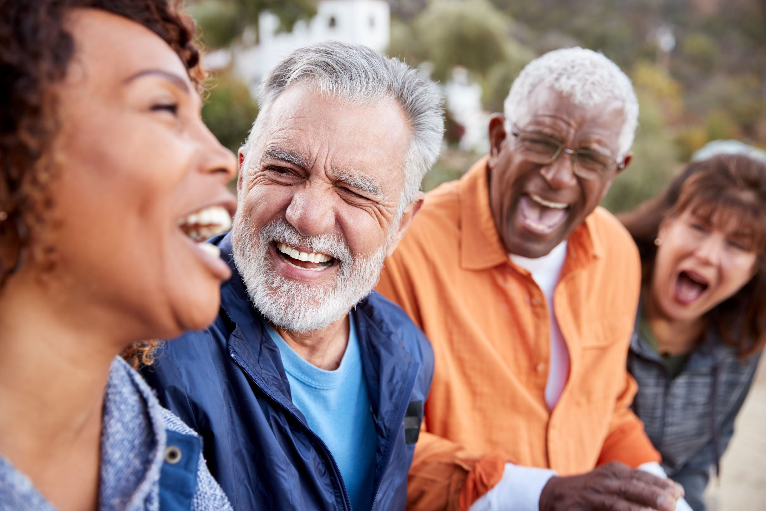 5 Reasons Living in a Retirement Community is Good for Your Health